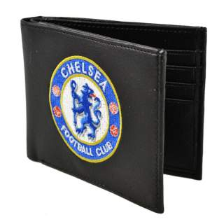 Chelsea embroidered wallet