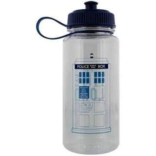 Doctor Who water bottle