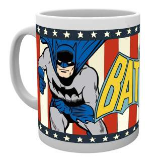 Batman retro mug
