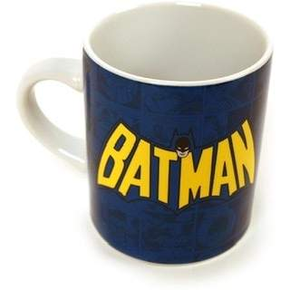 Batman logo mug