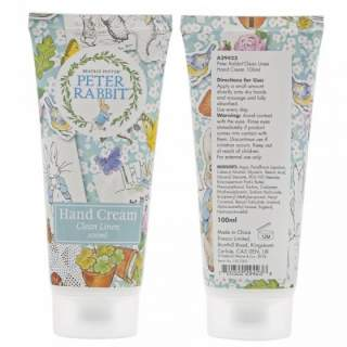 Peter Rabbit hand cream