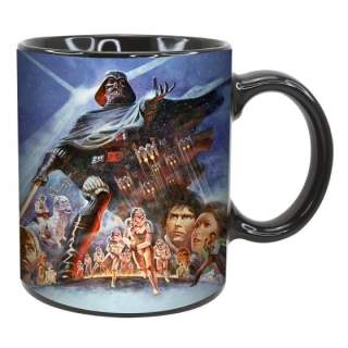 Empire strikes back, 40th anniversary mug